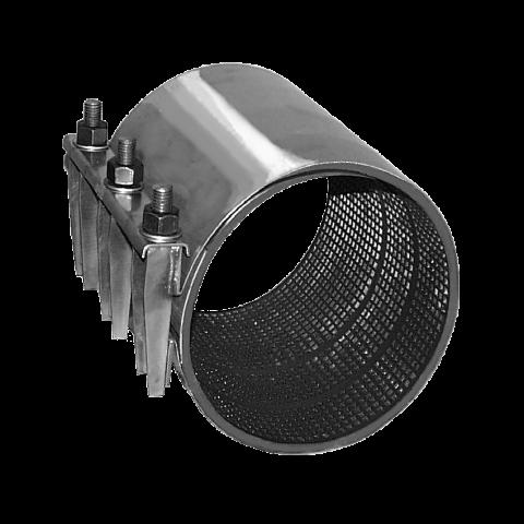 500 Series 540 Full-Seal All SS Pipe Repair Clamp