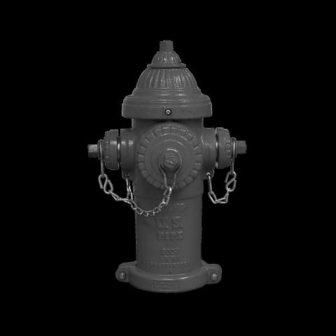 M-94 Hydrant (Black & White)